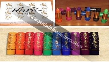 labios hidratados, pintalabios magico, pintalabios marroquí, pintalabios mágico marroquí, labial, gloss, Hare lipstick,